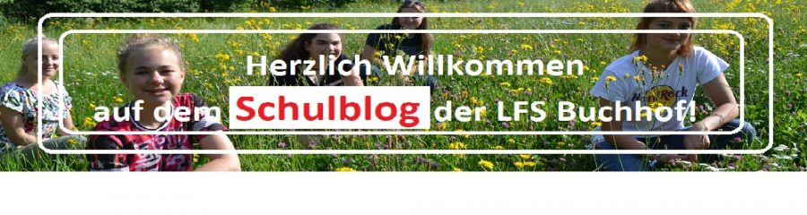 LFS Buchhof Schulblog
