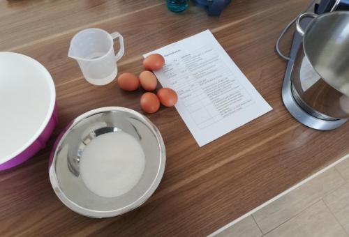 Vorbereitung - Kuchenbacken 1a19